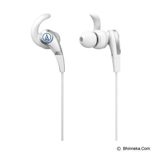 "AUDIO-TECHNICA SonicFuelâ""¢ In-Ear Headphones ATH-CKX5 - White"